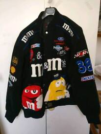 M&Ms Nascar jacket