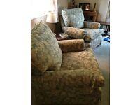 2 MultiYork Armchairs