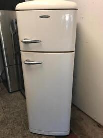 Gornje cream fridge freezer