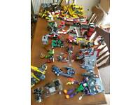 Large Amount Of Lego Incl. Some Sets And 6kg Mixed Bricks