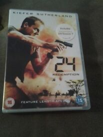 24 The Complete DVD Collection for sale.