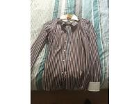 Brand new Hugo boss 15 inch slim fit formal shirt
