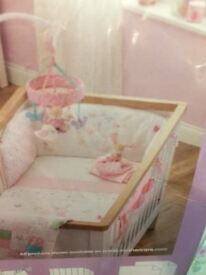 Mothercare bedding set