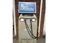 ICE STATION AIR CONDITIONING MACHINE