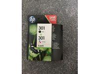 HP printer ink 301