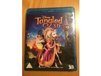 Disney Blu-Ray's. Mixed.