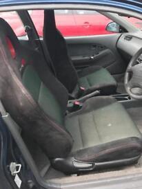 Honda ep3 Seats