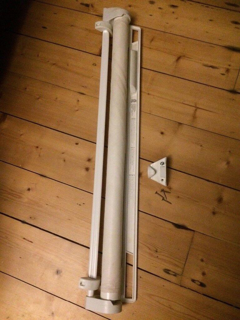 Lascal kiddyguard retractable stair gate 130cm