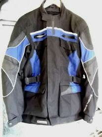 'Frank Thomas' motorcyclist jacket SIZE L
