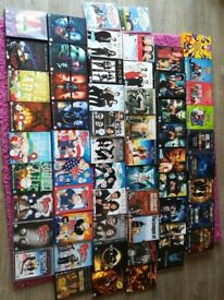 Job lot DVDs - price dropped