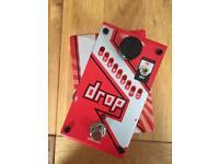Digitech Drop Guitar fx pedal