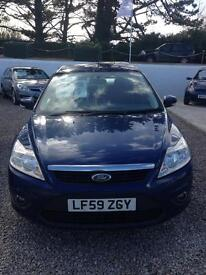 Ford Focus econetic £30 year tax 12 months mot 6 months premium warranty
