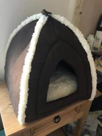 Cat/kitten igloo bed