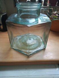 Glass bottle/tank