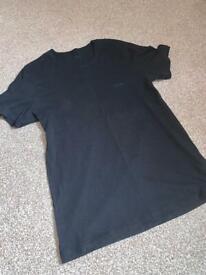 Hugo Boss Men's 3x T-Shirts Black Grey White Medium