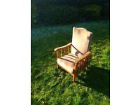 Retro arim chair