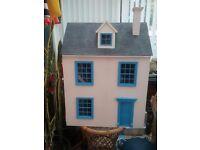 Dolls House Seaside Cottage 1.12th
