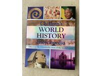 Children's encyclopaedia World History