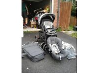 Buggy pram mother care car seat