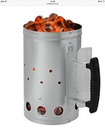 Amos Chimney Charcoal starter