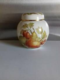 Masons ginger jar
