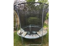 8ft trampoline - free - collection only