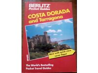 Costa dorada and Tarragona guide book.