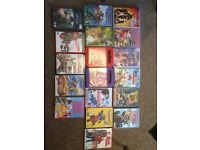 Kids/family DVDs