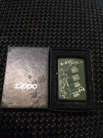 Zippo collectible lighter