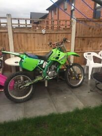 Kx 125 early 90's £600
