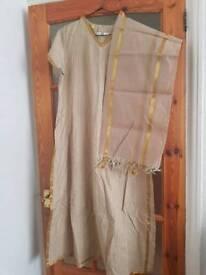 3 x Indian dresses
