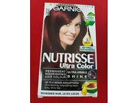 2 x Dark Cherry Garnier Nutrisse Ultra Color hair dye