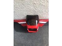 Kawasaki GPZ 550 headlight