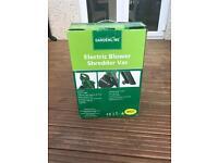 Electric blower shredder vac ( leaf blower/mulcher)