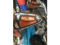 Cobra amp old clubs
