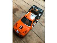 HPI RACING FIRESTORM RC CAR BODYSHELL