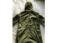 Ladies Gap parka jacket size small tall length (size 10/12)
