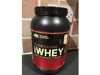 Optimum Nutrition Gold Standard Whey Protein Powder, Milk Chocolate