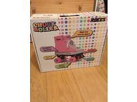 Pink Chuck Roller Skates - Women's size 5