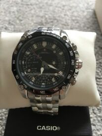 Men's Casio edifice watch