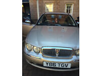 for sale rover 75 conniseur saloon