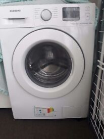 Samsung ecobubble 8 kg washing machine