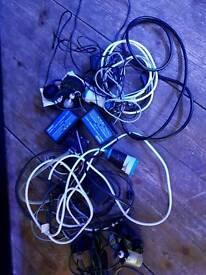 Equipments for marine aquariums