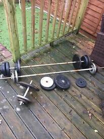 Weights 90kgs