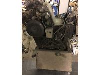 Gestetner 210 litho printing machine for parts/ repair.