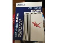 Leckie and Leckie CfE Higher Maths Practice Papers