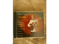the great BERT WEEDON' ENCORE' CD - 14 hits from musicals - very rare