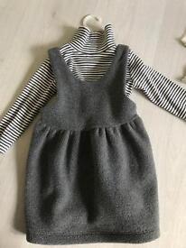 Baby girl dress 9-12 months
