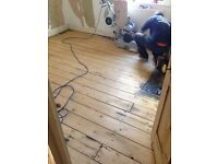 Professional Flooring, Sanding and Varnishing services in Hendon, London.