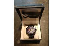 Brand new Barkers of Kensington Mega Sport Limited Edition watch for sale